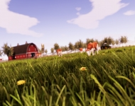Real Farm_Screenshot_Cow Field 1