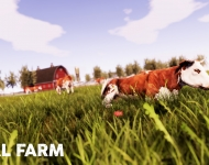 Real Farm_Screenshot_Cow Field 2_Watermarked