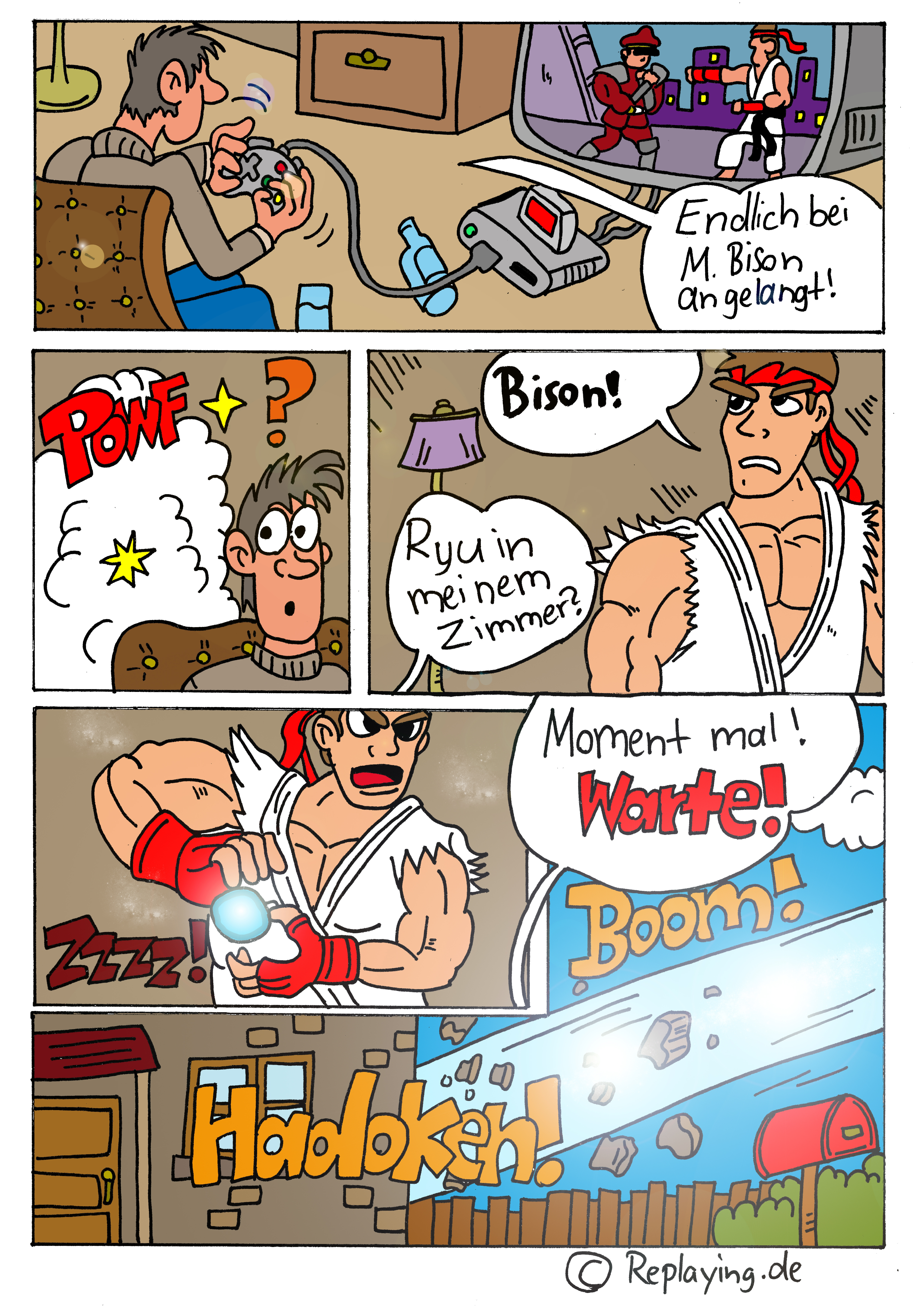 StreetFighter_FanComic