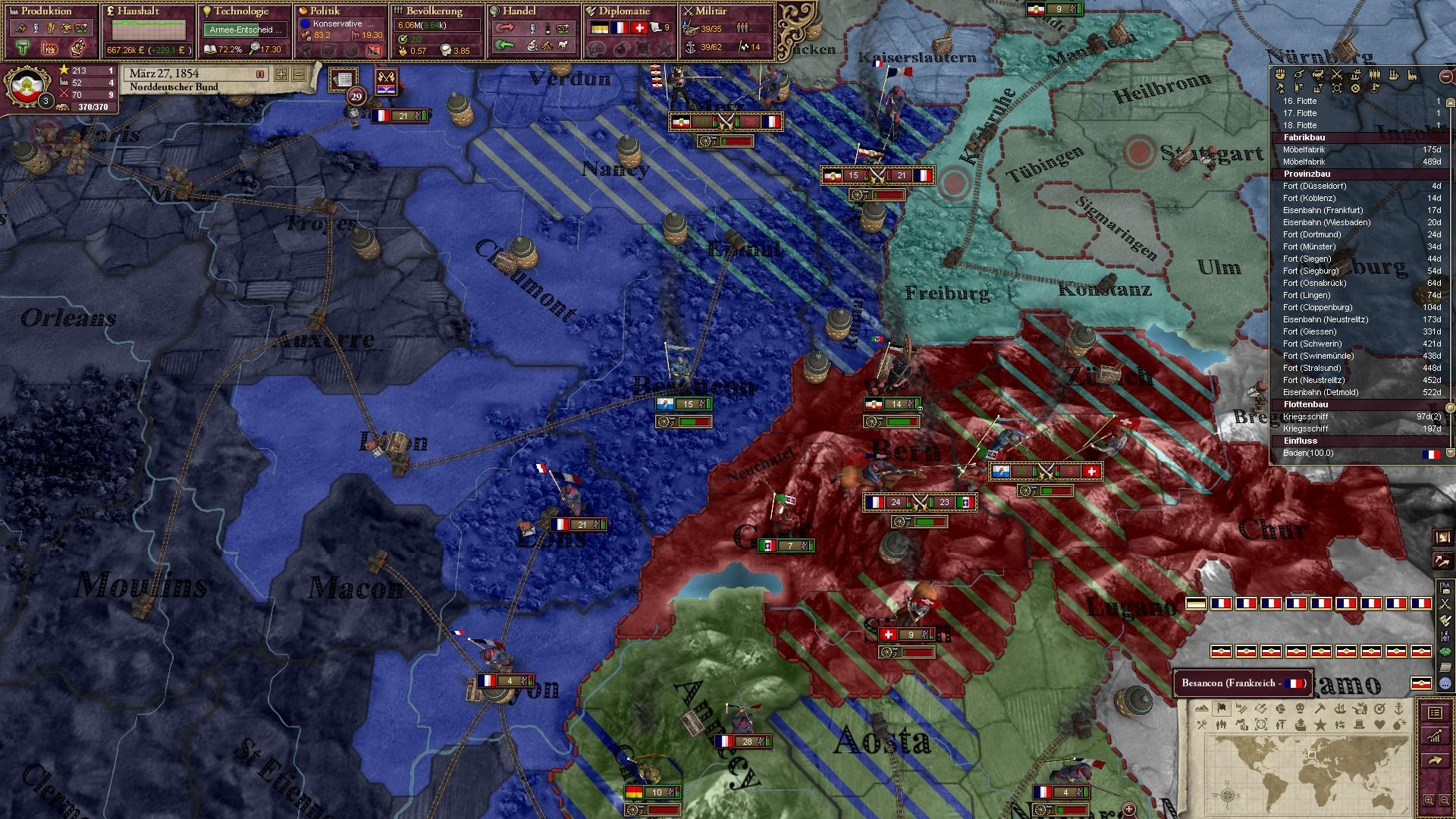 Frankreich Feldzug