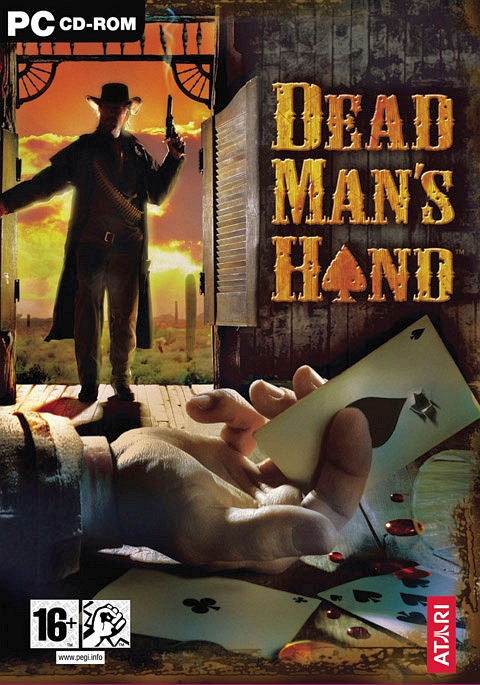 Dead Man\'s Hand Patch #1
