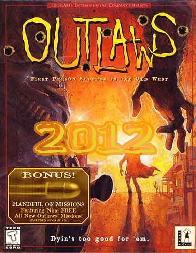 Outlaws Installer 2012