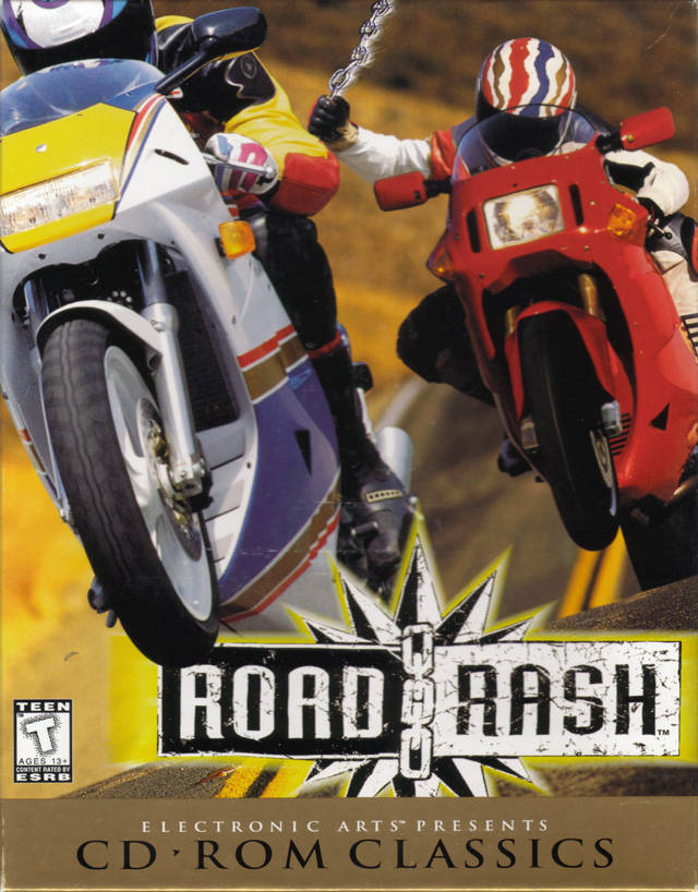 Road Rash Farbbug-Fix